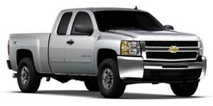 2011 Chevrolet Silverado 2500HD LT 4x4 Duramax Diesel, one owner