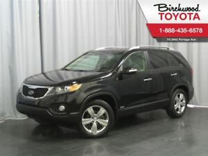 2012 Kia Sorento EX AWD/LEATHER EDITION