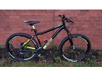 "Voodoo Bantu Mountain Bike 18"""