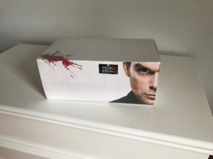 Dexter complete series limited edition giftset