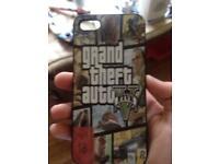 Grand Theft Auto 5 phone case IPhone 5s