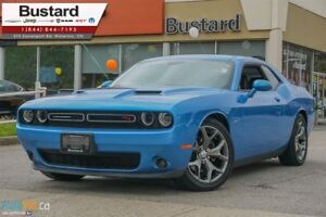 2016 Dodge Challenger R/T | | LEATHER | NAV | COOLED SEATS |
