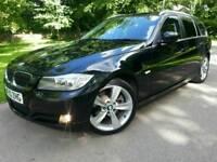 2010 BMW 325D SE*TOURING*FSH*RARE SPEC*TAN LEATHERS*H/SEATS*MINT CONDN*#M SPORT#330D#320D#530D#520D