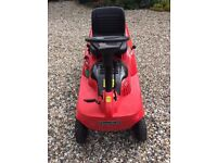 Mountfield Compact sit on mower - 725v