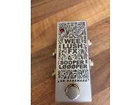 Wee Lush FX Soooper Looper Pedal
