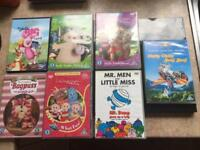 Children's dvds £3 for all