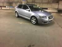 2007 Audi A3 tdi sport automatic auto 3door diesel a4 A5 a6 Bose gt Vw Vauxhall seat bmw