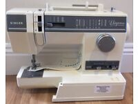 Singer Elegance 6232 Sewing Machine - Pre-Owned - Serviced With Warranty - UK Delivery Available