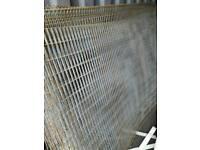 Weld mesh panels