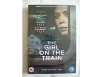 THE GIRL ON THE TRAIN DVD