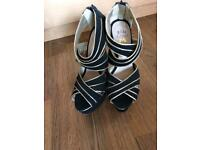 Miss KG heels size 5