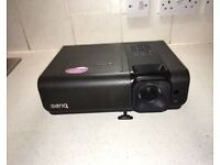 RRP £1199 BenQ projector with full lamp