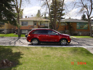 2010 Lincoln MKX SUV, Crossover