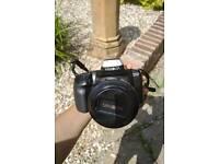 MINOLTA SLR 300si film 35mm camera +28 to 80 minolta lense