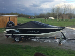 2014 legend xcalibur with 90hp mercury