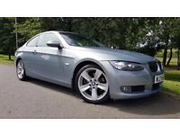 BMW 3 Series 2.5 325i SE 2dr HEATED LEATHER+P/SENSORS