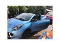 Renault Wind 1.2 TCe GT Line 2011 Convertible