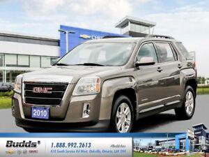 2010 GMC Terrain SAFETY AND RECONDITIONED