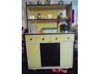 Very Nice Retro 50s/60s Kithchen larder unit, Great Original Condition.