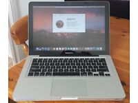 MacBook Pro top specification ideal for back to school/college