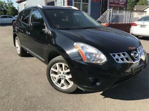 2012 Nissan Rogue SL AWD |LEATHER|NAV | BACKUP CAMERA | LOADED