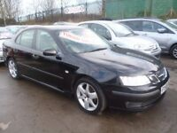 Saab 9-3 Vector Sport TDI 150 BHP,1910 cc 4 door saloon,6 speed manual,full leather interior,