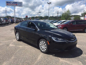 2016 Chrysler Other LX Sedan