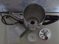 Coffee automatic percolator