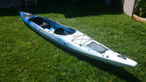 Kayak Riot SeaHunter double