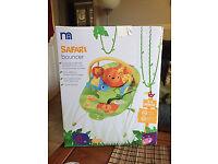 Mothercare Safari Bouncer