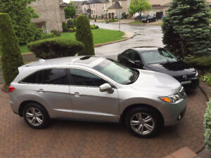 2015 Acura RDX Tech Pkg SUV, Crossover -Technology Package
