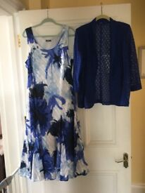 Mother of the Bride or Groom Wedding Outfit Size 20
