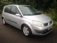RENAULT SCENIC DYNAMIQUE 1.5 DIESEL,2006,ONLY 84000 MILES,£795!