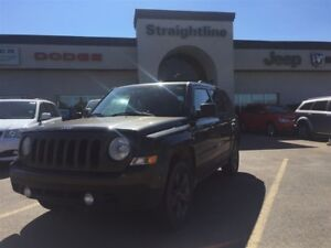 2015 Jeep Patriot LOCAL ONE OWNER TRADE IN!