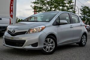 Toyota Yaris 2013, LE