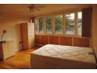 LUXURY*** En Suite Room with Living Room + Garden