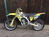 2010 rmz 250 px/swap something road legal ktm rm kx yz cr