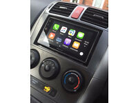 Pioneer SPH-DA120 Apple CarPlay Bluetooth Car Stereo