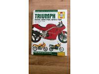 Triumph triples Haynes manual