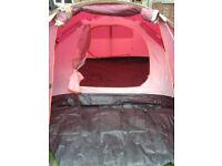 pro action 4 man dome tent