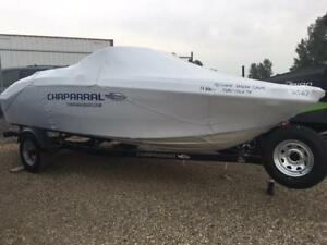 2018 Chaparral 19' H2O Fish & Ski