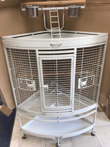 BIRD CAGE FOR SALE - $450 OR BEST OFFER.