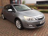 2010 (60) Vauxhall Astra Exclusiv 1.4 Petrol 66k Low Miles, FSH RECENT SERVICE Drives Great