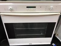 Complete oven and hob