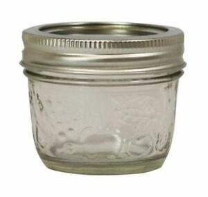 Small sized canning jars