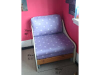 Stompa Chair Bed Single Sofa