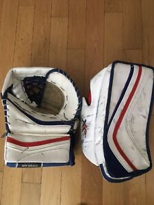 Reebok Premier XLT Goalie Gloves