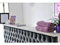 Nail Bar to rent in very busy Pilates and Yoga Studio