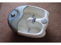 Footspa - unused, unwanted gift. Excellent Condition