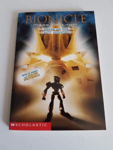 Bionicle Books